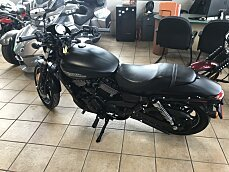 2017 Harley-Davidson Street 750 for sale 200531469