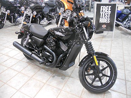 2017 Harley-Davidson Street 750 for sale 200534101