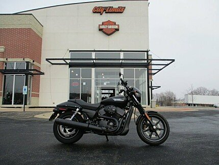 2017 Harley-Davidson Street 750 for sale 200572158