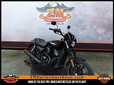2017 Harley-Davidson Street 750 for sale 200574346