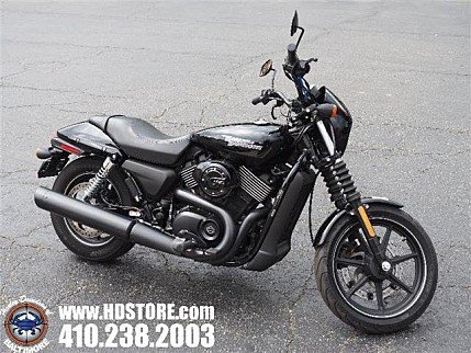 2017 Harley-Davidson Street 750 for sale 200590660
