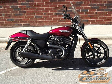 2017 Harley-Davidson Street 750 for sale 200644218