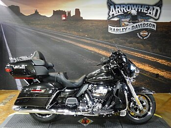 2017 Harley-Davidson Touring for sale 200404384