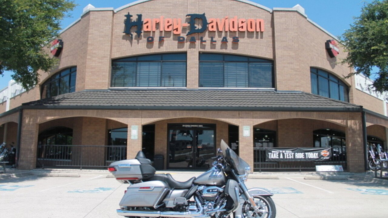 2017 Harley-Davidson Touring Electra Glide Ultra Classic for sale 200439104