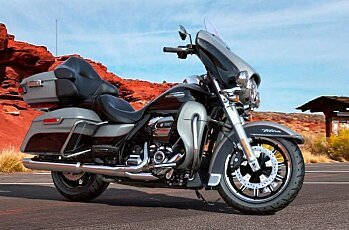 2017 Harley-Davidson Touring for sale 200444968