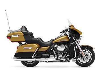 2017 Harley-Davidson Touring for sale 200463670