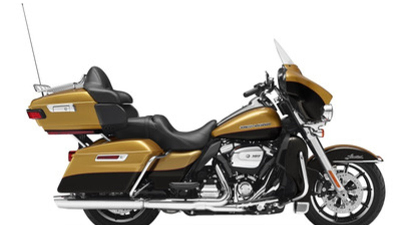 2017 Harley-Davidson Touring for sale 200463670