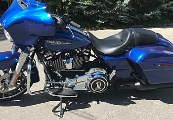 2017 Harley-Davidson Touring Street Glide Special for sale 200466000