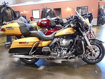 2017 Harley-Davidson Touring for sale 200477776