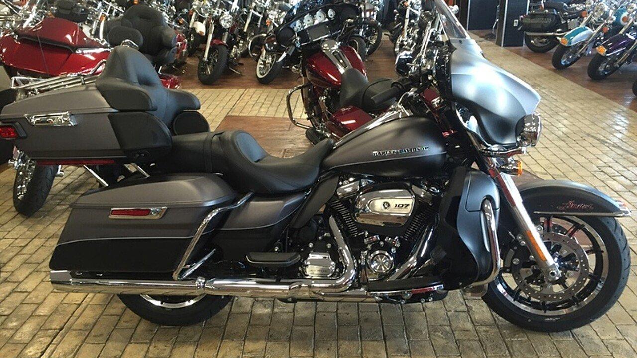 2017 Harley-Davidson Touring for sale 200478585