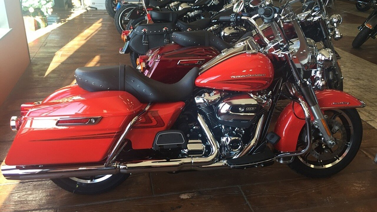 2017 Harley-Davidson Touring for sale 200478608