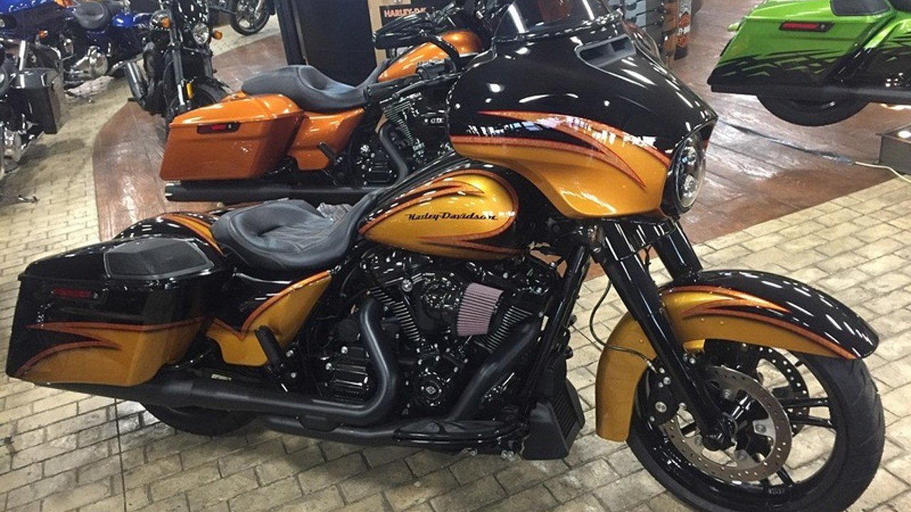 2017 Harley-Davidson Touring for sale 200478650