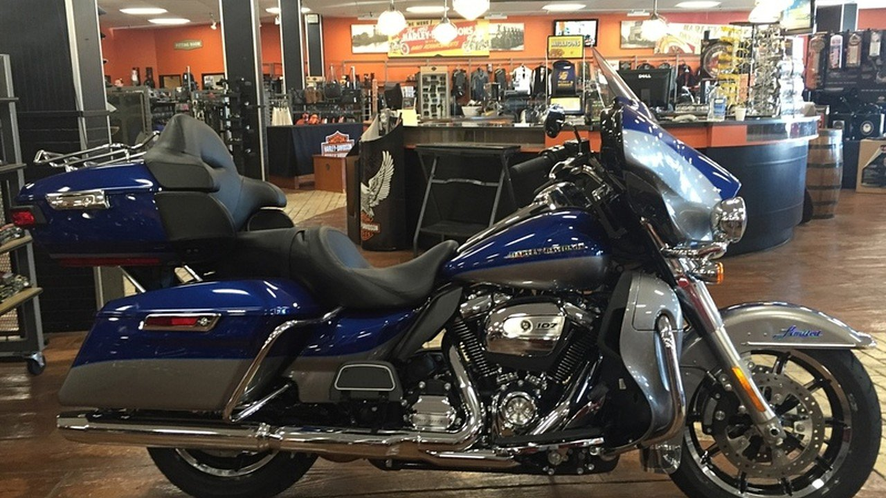 2017 Harley-Davidson Touring for sale 200478708