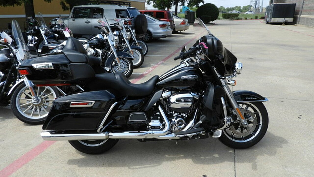 2017 harley-davidson touring electra glide ultra classic for sale
