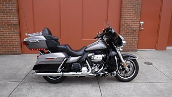 2017 Harley-Davidson Touring for sale 200499527