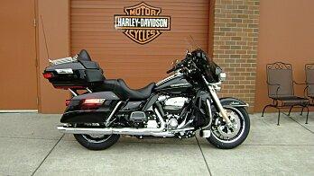 2017 Harley-Davidson Touring for sale 200506433