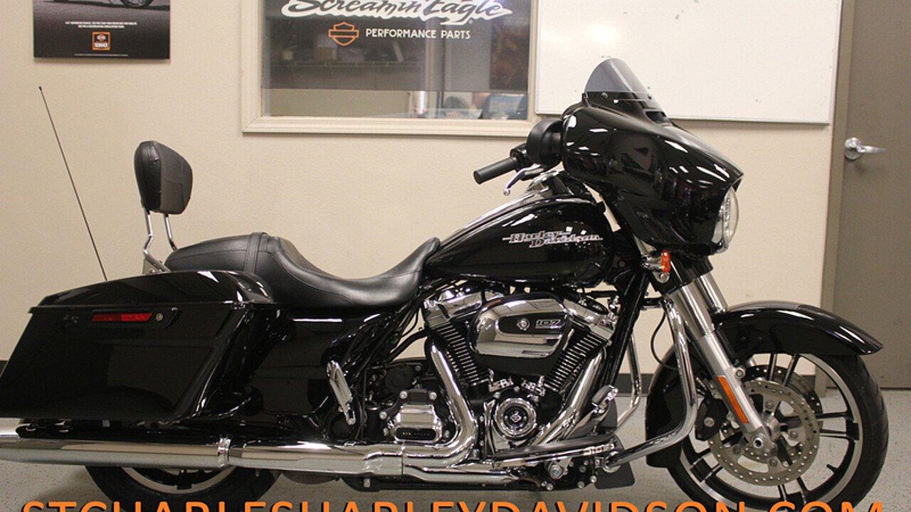 2017 Harley-Davidson Touring for sale 200514570