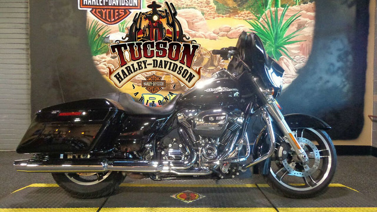 2017 Harley-Davidson Touring Street Glide for sale 200521921