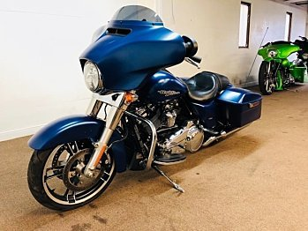 2017 Harley-Davidson Touring Street Glide Special for sale 200522954