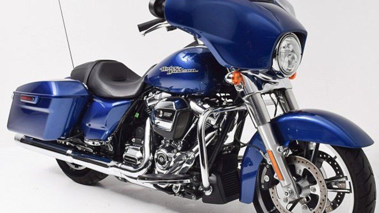 2017 Harley-Davidson Touring Street Glide for sale 200523059