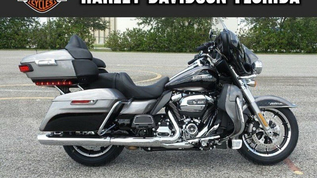 2017 Harley-Davidson Touring Electra Glide Ultra Classic for sale 200523455
