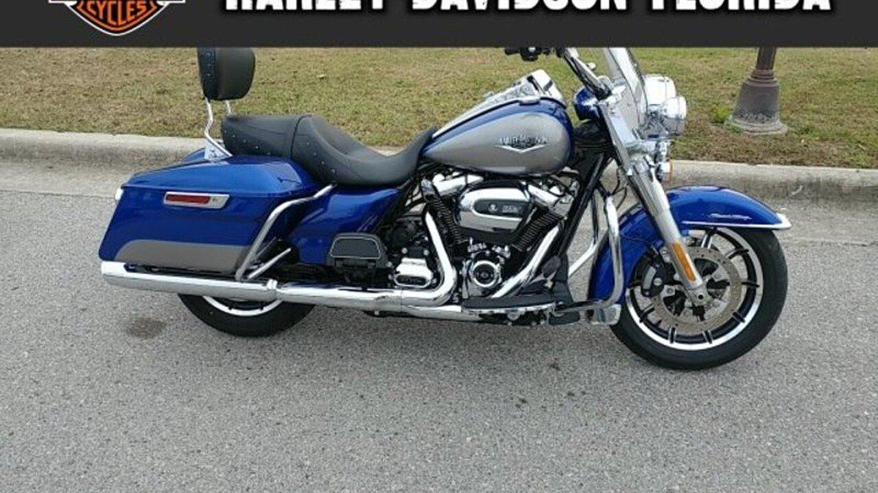 2017 Harley-Davidson Touring Road King for sale 200523509