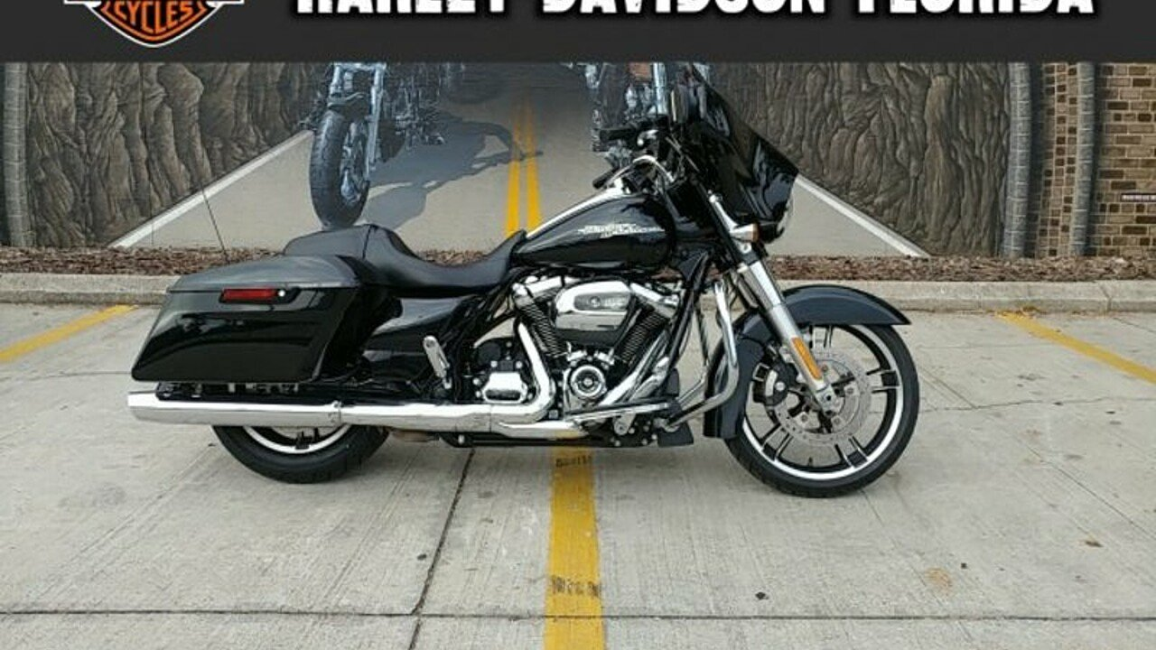 2017 Harley-Davidson Touring Street Glide Special for sale 200525345