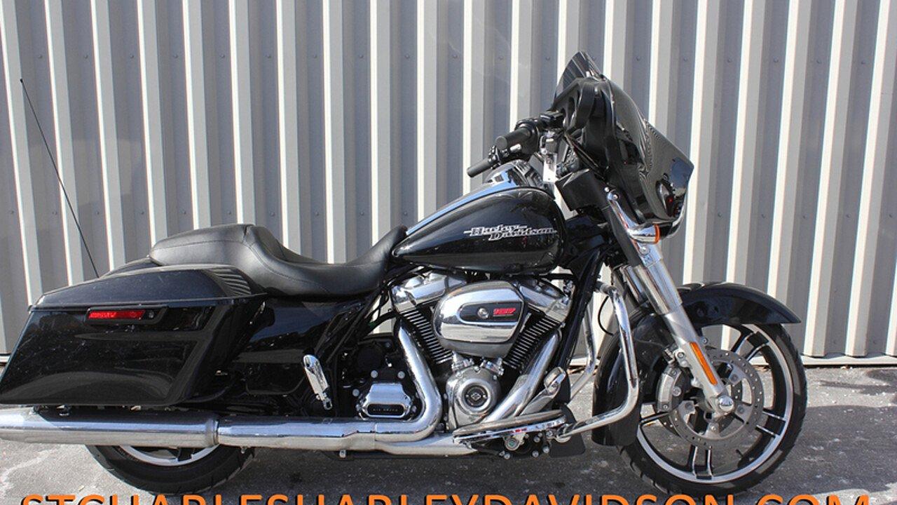 2017 Harley-Davidson Touring for sale 200528386