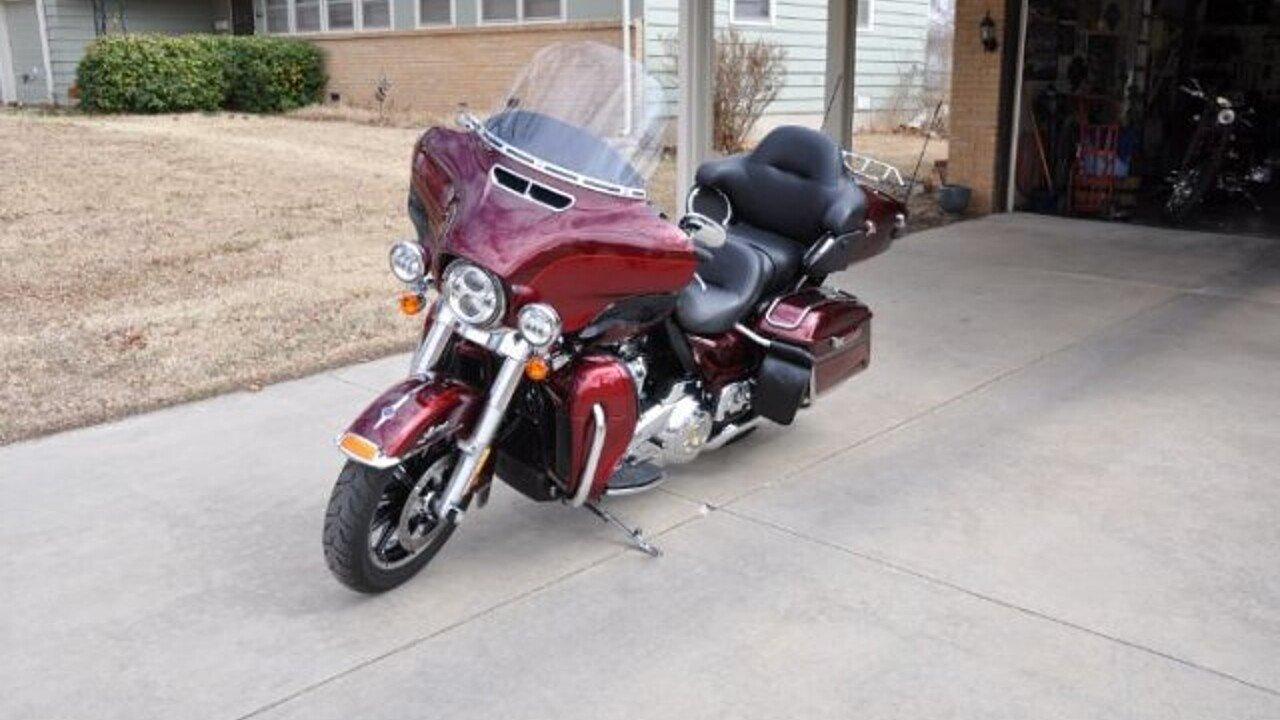 2017 Harley-Davidson Touring for sale 200547432
