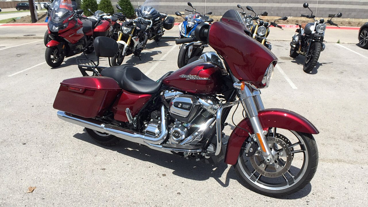 2017 Harley-Davidson Touring Street Glide for sale 200559863