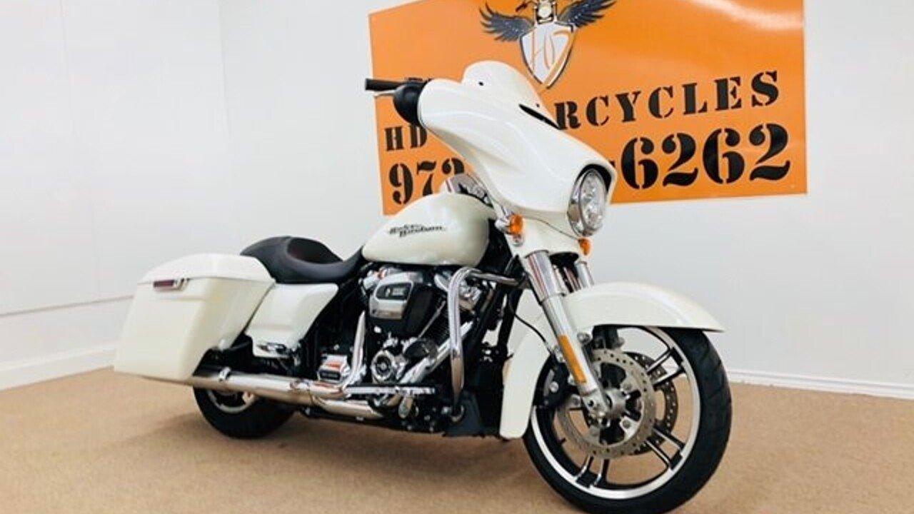 2017 Harley-Davidson Touring Street Glide for sale 200569393