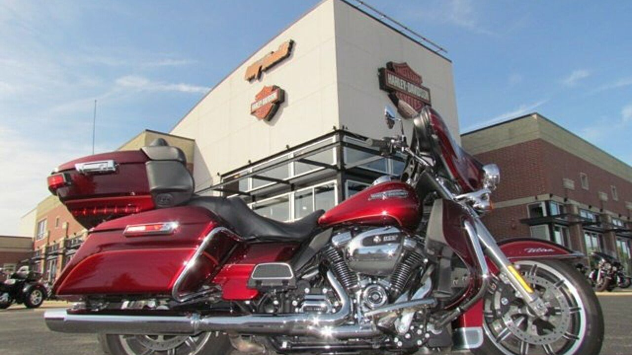 2017 Harley-Davidson Touring Electra Glide Ultra Classic for sale 200593733