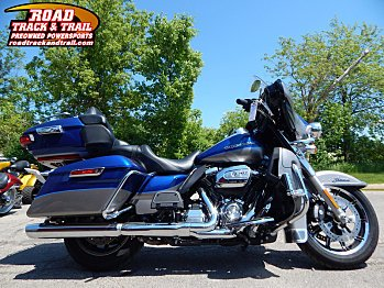 2017 Harley-Davidson Touring for sale 200595511