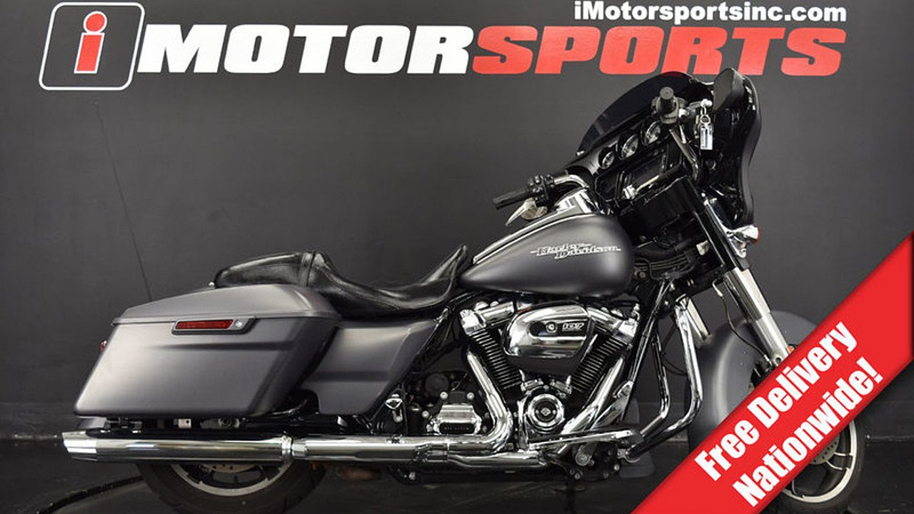 2017 Harley-Davidson Touring Street Glide Special for sale 200596592