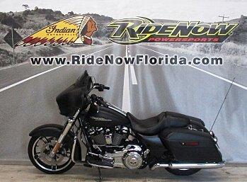 2017 Harley-Davidson Touring Street Glide for sale 200607322
