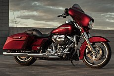 2017 Harley-Davidson Touring for sale 200438636