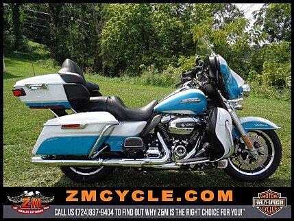 2017 Harley-Davidson Touring for sale 200487824
