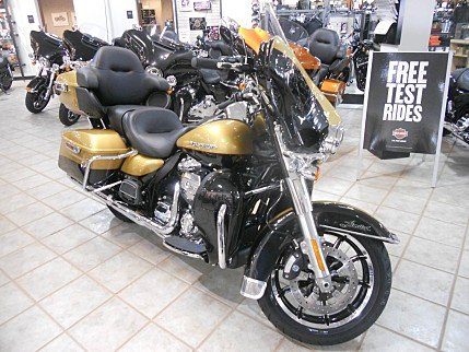2017 Harley-Davidson Touring for sale 200534064