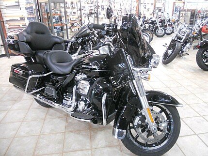 2017 Harley-Davidson Touring for sale 200534085
