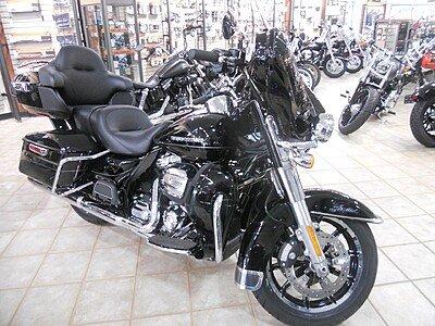 2017 Harley-Davidson Touring for sale 200534085