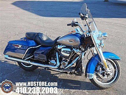 2017 Harley-Davidson Touring Road King for sale 200550491