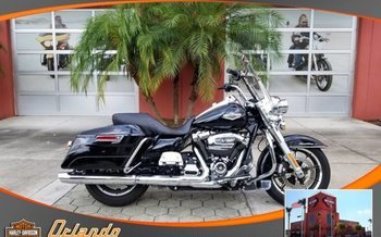 2017 Harley-Davidson Touring Road King for sale 200638630