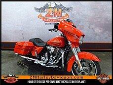 2017 Harley-Davidson Touring for sale 200672035