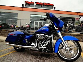2017 Harley-Davidson Touring for sale 200687793