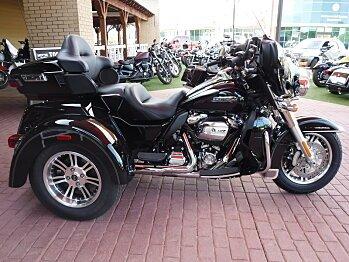 2017 Harley-Davidson Trike Tri Glide Ultra for sale 200426921