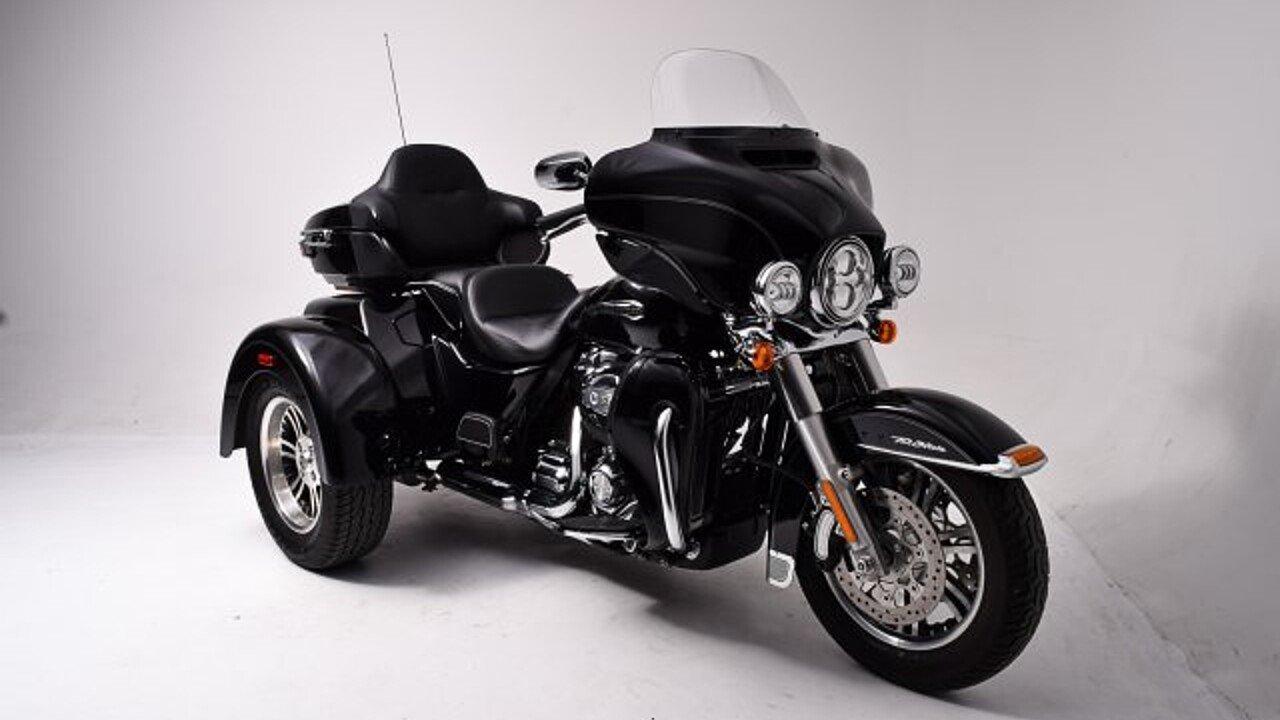 2017 Harley-Davidson Trike Tri Glide Ultra for sale 200609319