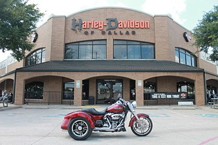 2017 Harley-Davidson Trike Freewheeler for sale 200475037