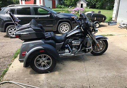 2017 Harley-Davidson Trike Tri Glide Ultra for sale 200482944