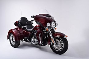 2017 Harley-Davidson Trike Tri Glide Ultra for sale 200617539
