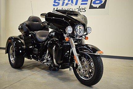 2017 Harley-Davidson Trike Tri Glide Ultra for sale 200625351